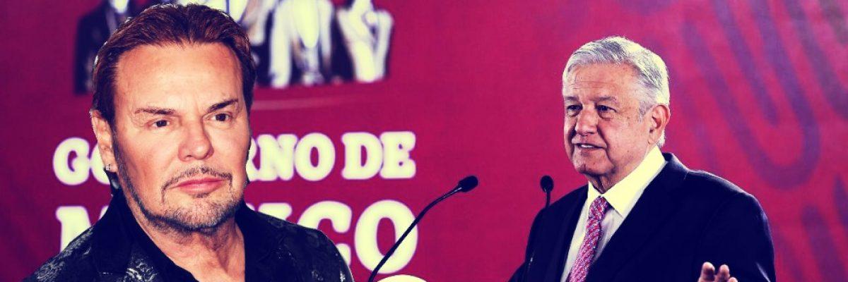 Fher de Maná se lanza contra Andrés Manuel López Obrador