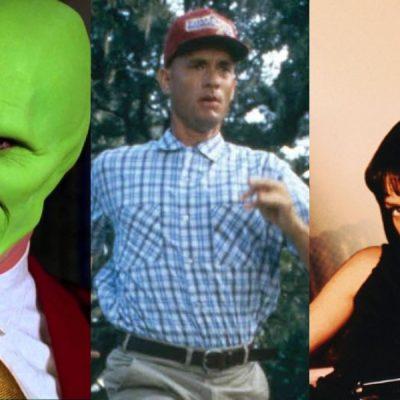Cinco películas que cumplen 25 años y no lo sabías