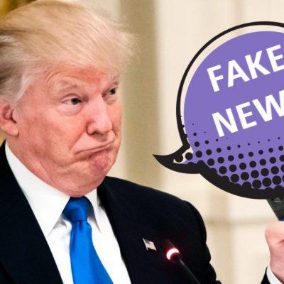 Revelan la cantidad de mentiras que Trump ha dicho desde que gobierna