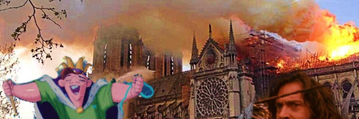 Estas películas fueron grabadas en la catedral de Notre Dame