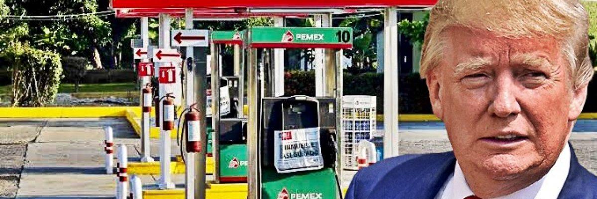 Gobierno de EU aplicaría esta medida que haría que la gasolina baje en México