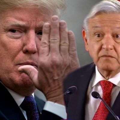 AMLO da cifra que no le gustará al gobierno de Donald Trump