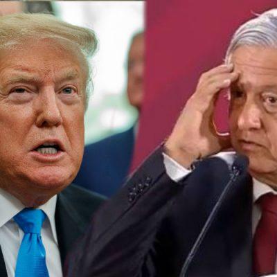 La categórica respuesta de AMLO a las amenazas de Trump de cerrar la frontera