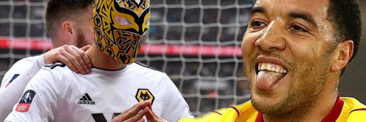 Humillan en Europa futbolista mexicano que celebró con máscara de luchador