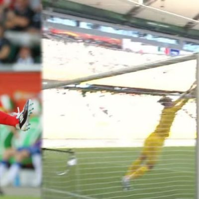 El gol que anotó esta mexicana compite por ser el mejor de la historia