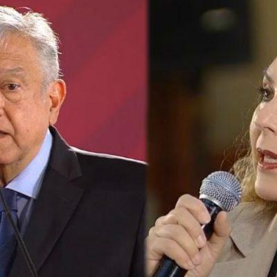 Reportera de medio gringo asegura que sufrió censura en conferencia de AMLO