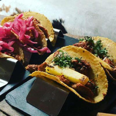 Cinco restaurantes 'regados' por el mundo donde se sirve comida mexicana