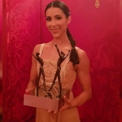 """La mexicana Elisa Carrillo hace historia; gana el """"Oscar"""" de la danza mundial"""