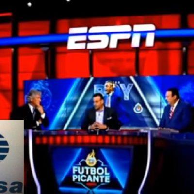 Televisa traería a este polémico conductor de deportes para salir de la crisis