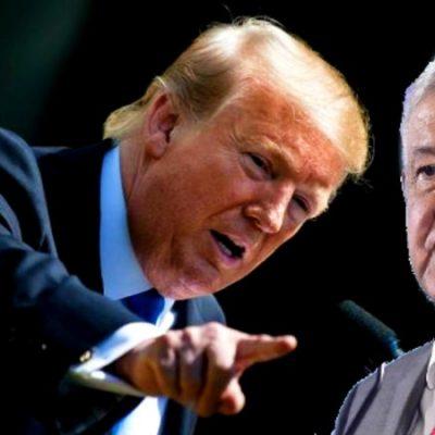 Esta es la respuesta de Trump a carta del presidente de México
