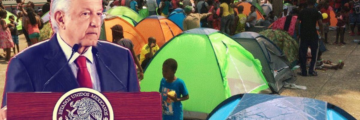 AMLO revela realidad sobre brotes de enfermedades en migrantes