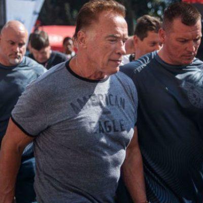 Arnold Schwarzenegger habló sobre la terrible patada que recibió