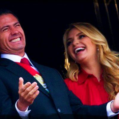 Confirma expresidente EPN el fin de su matrimonio con Angélica Rivera