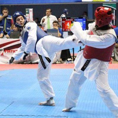 La mexicana María Espinoza logra pódium en mundial de taekwondo