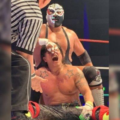 Por fin habló Juventud Guerrera, el último luchador que peleó con Silver King