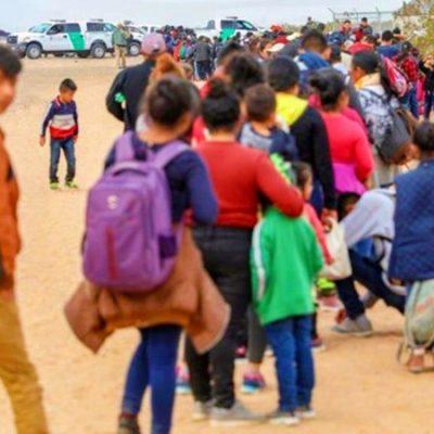 Organizaciones exigen a México y EU actuar por niños migrantes que han perdido la vida