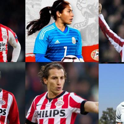 Los futbolistas mexicanos que han llegado a Holanda