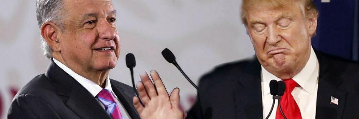 AMLO hace petición a senadores mexicanos y mete presión al congreso de EUA