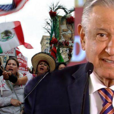 AMLO anuncia plan para que paisanos en EU puedan regresar a México