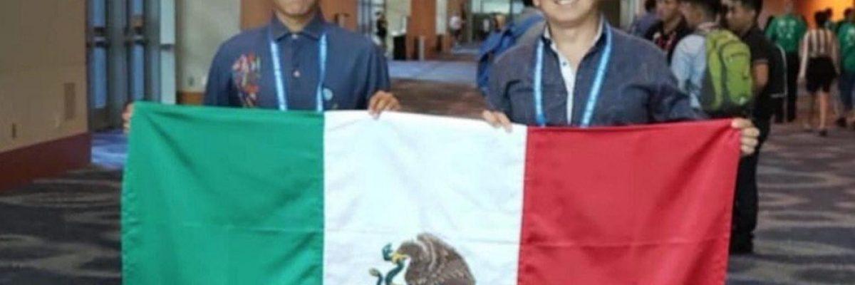 Mexicanos inventan popotes biodegradables y logran 4to lugar mundial en concurso