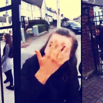 Mexicano es intimidado e insultado por hablar español en Irlanda (VIDEO)