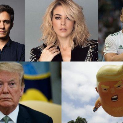 Los mexicanos que le han reprochado a Trump sus ataques