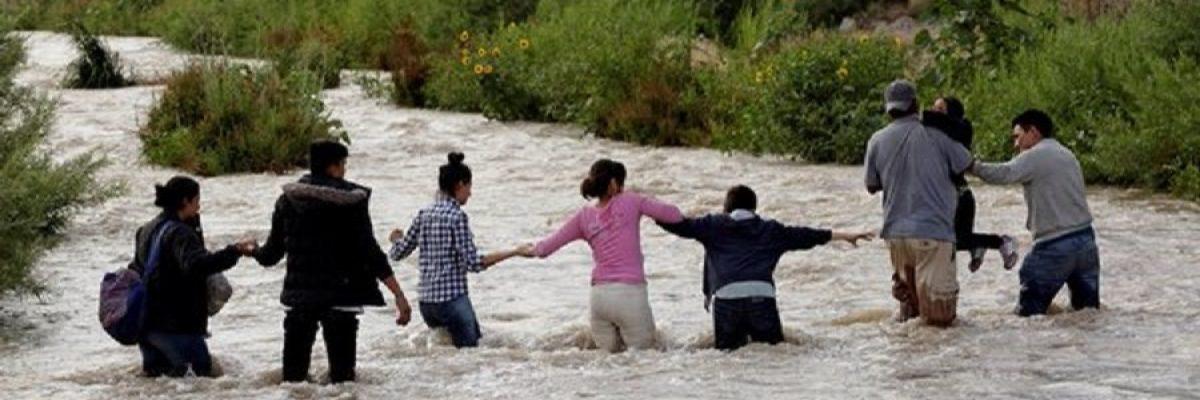 Esta es la historia detrás de los migrantes que perdieron la vida en el Río Bravo