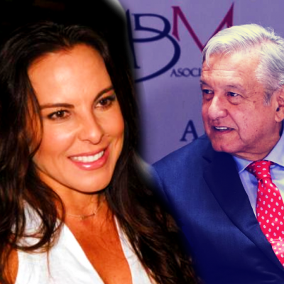 Kate del Castillo sigue intentando que gobierno de México le pague 60 MDD
