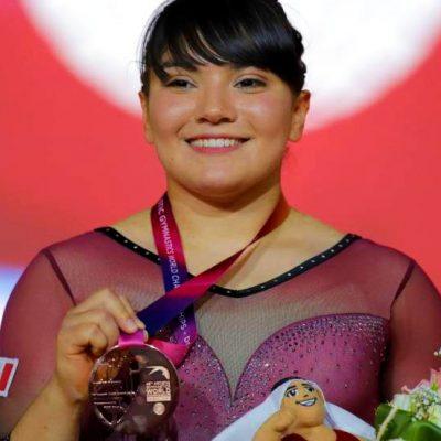 Alexa Moreno no va a los Panamericanos, esto es lo que se sabe (VIDEO)