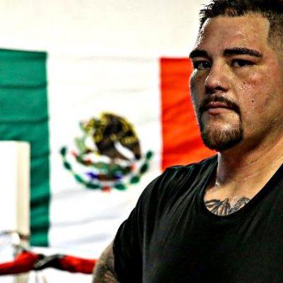 Boxeador mexicano hace historia al ganar campeonato mundial de peso completo