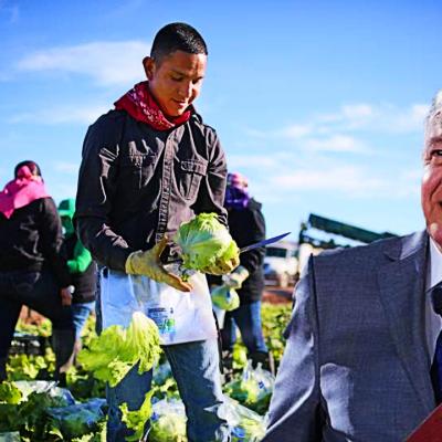 El conmovedor mensaje que el presidente de México mandó a los paisanos