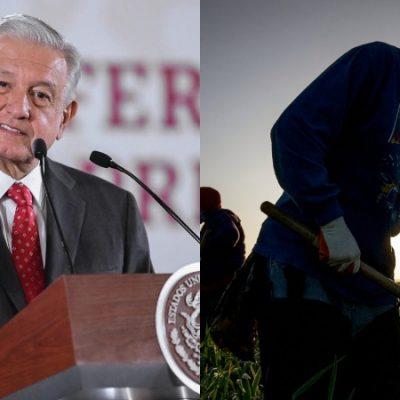 Este fue el inesperado mensaje de AMLO a los migrantes mexicanos