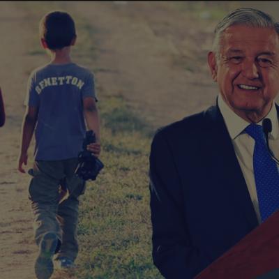 El gobierno de México anuncia que ya tiene un plan para los niños migrantes