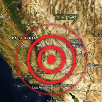 Esto es todo lo que se sabe del sismo que sacudió a California (VIDEO)