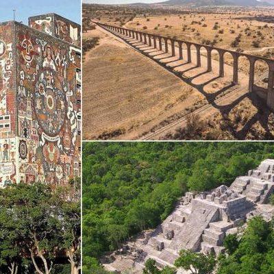 Los sitios declarados Patrimonio Mundial en México que deberías conocer