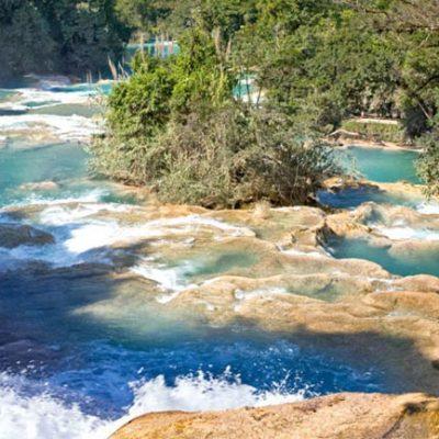 Los sitios mexicanos que tienen las cascadas más sorprendentes e increíbles