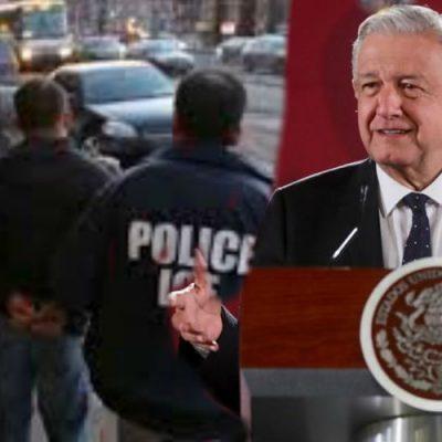 AMLO revela el número de paisanos que podrían ser deportados de Estados Unidos