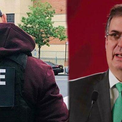 Así habló el Gobierno de México sobre el migrante que perdió la vida en EUA