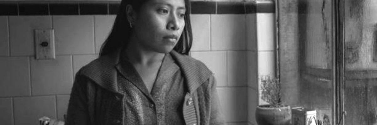 Yalitza Aparicio reveló el peor momento que ha tenido en su vida