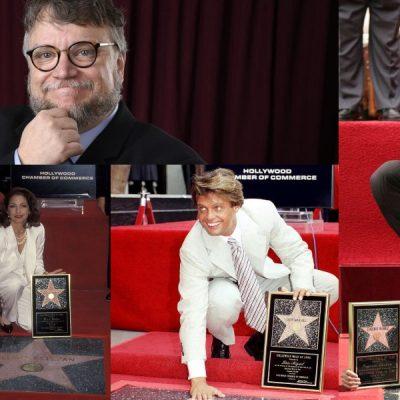 Los hispanos que tienen su estrella en el Paseo de la Fama de Hollywood