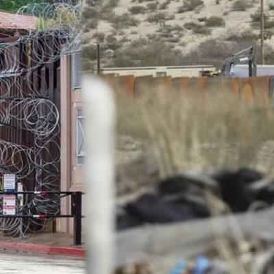 Mexicano pierde la vida al saltar el muro en la frontera con Estados Unidos