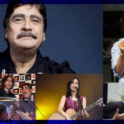 Los famosos que actuaron junto a Celso Piña durante su trayectoria musical