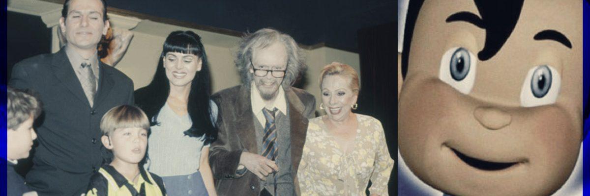 ¿Te acuerdas de Serafín? Pues cumplió 20 años y así están los actores que participaron en ella