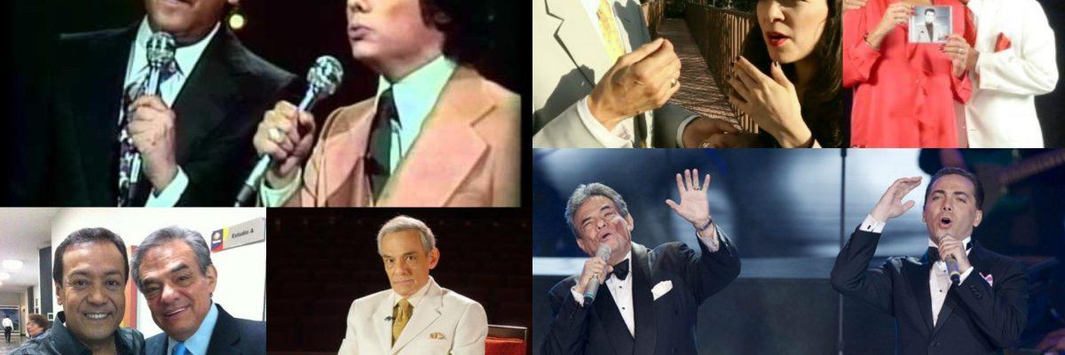 Los duetos que hizo José José durante su legado musical