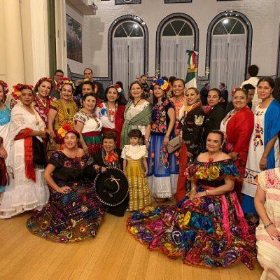 ¡Todos somos mexicanos! Así se vivió el grito de independencia en el mundo