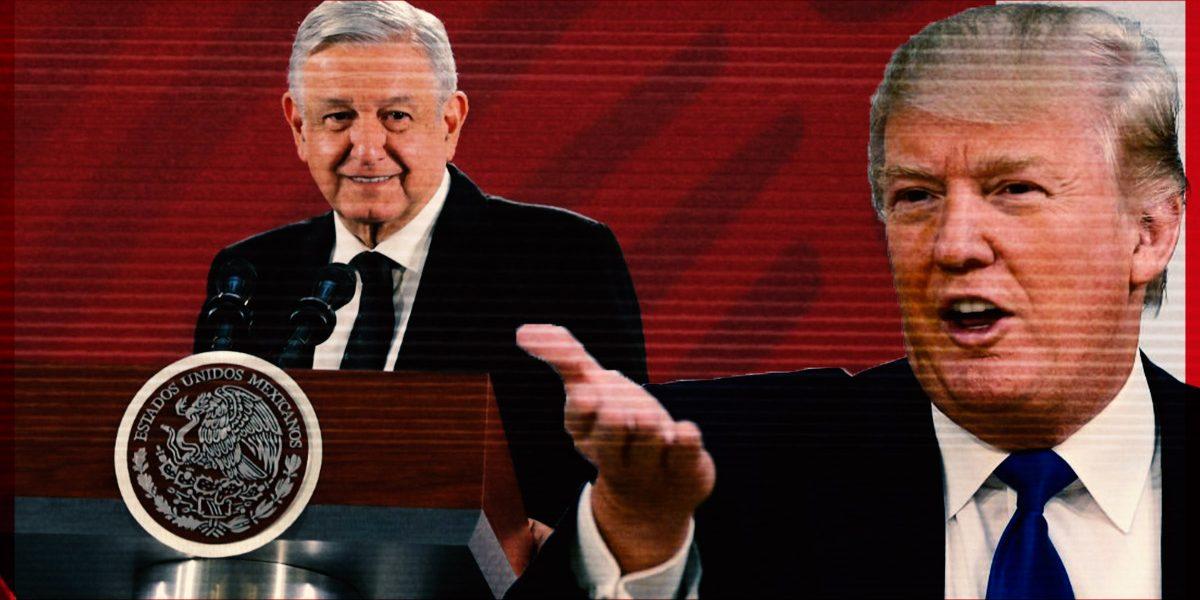 El inesperado mensaje del presidente de México para Donald Trump