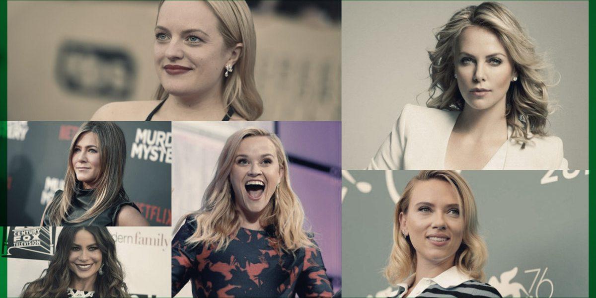 Estas son los actrices mejor pagadas de 2019