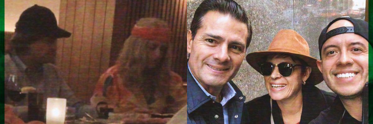 Tras la polémica, por fin hablo Tania Ruiz, la novia del expresidente Peña Nieto