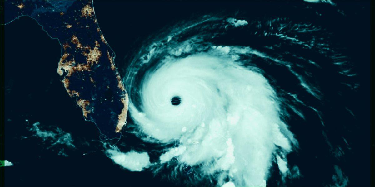 """Los huracanes más destructivos que han llegado a los EUA además de """"Dorian"""""""