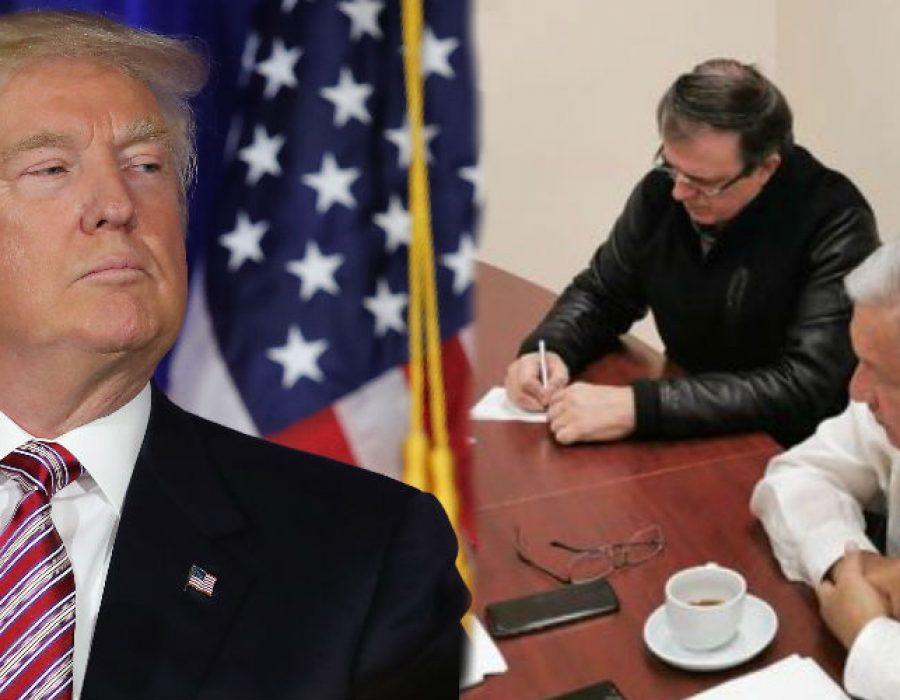 Donald Trump sorprende con llamada a AMLO tras liberación de Ovidio Guzmán